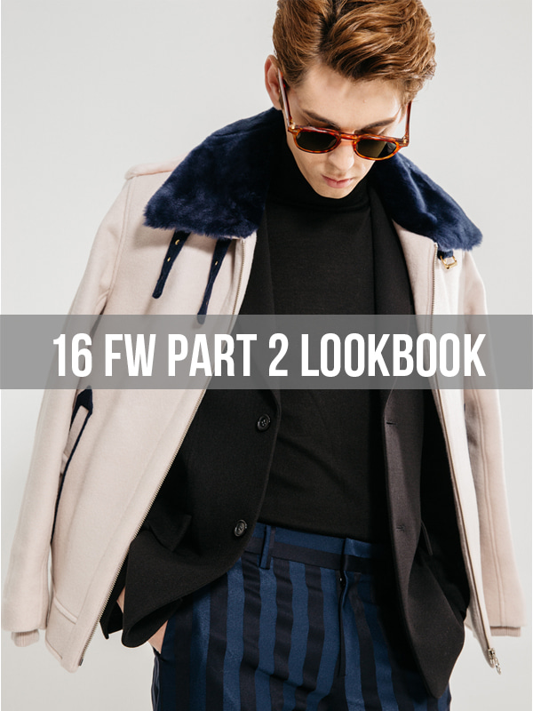 16FW PART2 LOOKBOOK