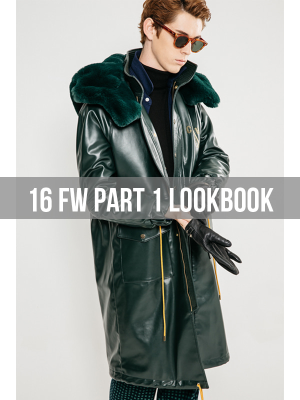 16FW PART1 LOOKBOOK
