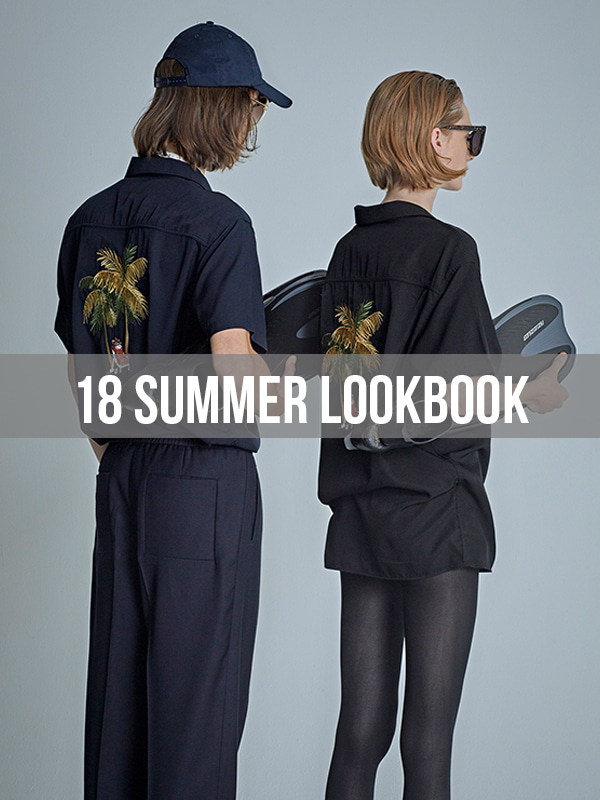 18SUMMER LOOKBOOK