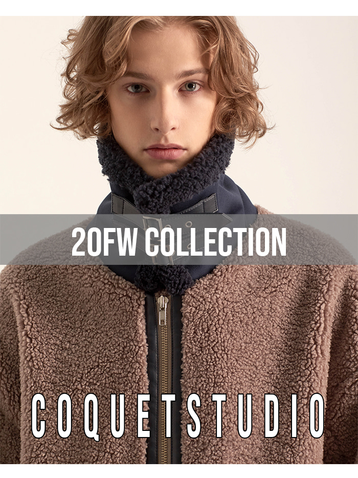 20 FW COLLECTION LOOKBOOK